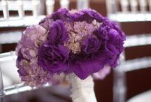 Jess's purple wedding