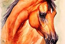 ART Horses / by Lindsay Watson