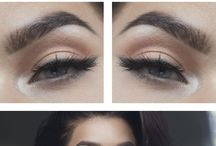 Makeup for brown hair/blue eyes