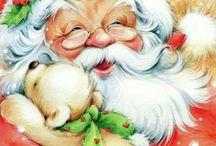 Karácsonyi képet