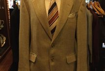 Vintage Menswear / Some of our gents clothing.