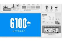 Modern Design Keynote Template