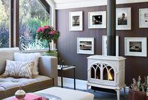 Fireplace / House