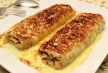 crêpe -sandwich