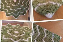 Crochet 12 point star blanket / Crochet blankets
