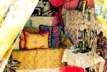 Boho, Gypsy, Ibiza style