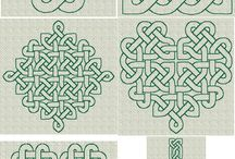 Celtic knots / All things Celtic and alphabet