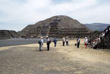 Mexique / voyage à travers le Mexique et le Guatemala