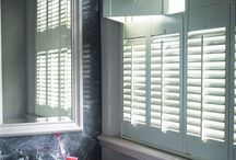 Tier on Tier Shutters / Tier on tier shutters are ideal to maximise the light in your home whilst still controlling your privacy. The perfect choice for a simple home update in 2017.