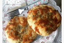 Çeşitli Ekmek Tarifleri