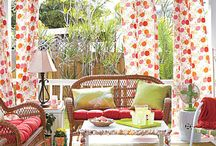 Porch Ideas / by Marcy Cherry