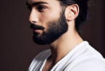 Hairstyles & Beards Men