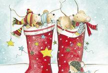 vianočne kartičky