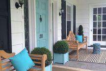 Front Porch/Deck / by Jennifer Creviston