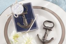 Nautical wedding idea's
