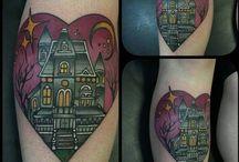 Tattoo art style✨