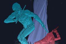 DC / Heroes y Villanos de Comic DC