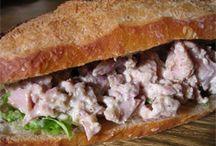 Party sandwich / Party sandwich : Baiskadreams.com à sélectionné des Idées de recettes de sandwichs chauds, froids, végétarien et des sauces pour toutes les fêtes à thèmes, anniversaire, garden party, soirée coktail, fêtes déguisées.