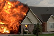 HOME-FIRE SAFETY / by Joanne Erickson