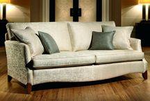 Fabric Sofas