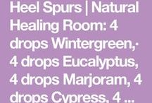 Essential Oils for Ailments