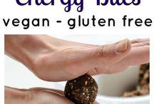 Cakes --- Raw, gluten-free, lactose-free :) Vegan