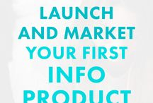 Info Product | Create & Launch
