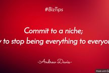 Biz & Marketing Tips