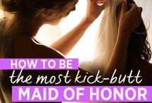 Maid of Honor duties