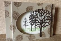 Thoughtful Branches - August 2016 only / Collection of projects made using the Thoughful Branches stamp set and co-ordinating Beautiful Branches Thinlits Dies. Only available 2-31 August.