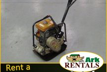 Compaction Equipment / Here some pictures of compaction equipment that Ark Rentals can rent you. Call: 570-366-1071 for a price! Email: Info@arkrentals.com