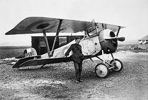 Aerei della 1 Guerra Mondiale