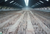 China/First Qin Emperor / 秦の始皇帝陵 Mausoleum of the First Qin Emperor