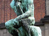 """Citações e pensamentos ... / """"A essência do homem é pensar"""". (Por isso dizia Descartes): """"Sou uma coisa que pensa, isto é, que duvida, que afirma, que ignora muitas, que ama, que odeia, que quer e não quer, que também imagina e que sente"""". (Logo quem pensa é consciente de sua existência) """"penso, logo existo."""""""