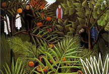 exotic peinture