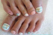 Nail arts / Hand and foot