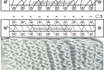 breiraam / patronen voor een breiraam en ideeen om te maken