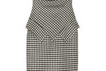 Prints - Houndstooth