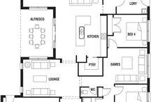 {floor plans}