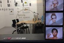 Exhibition: Anne Pfeifer / Some Impressions from the exhibition with Anne Pfeifer. Einige Eindrücke von Ausstellungen mit der Künstlerin Anne Pfeifer #Anne Pfeifer #Karinwimmercontemporaryart #art #munich #exhibition - koordinaten.pro -
