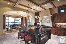 Kitchens & Dining / Luxury Homes with incredible kitchens and dining areas.