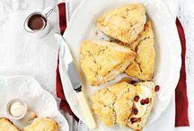 Here today scone tomorrow! / Scone recipes