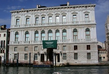 Palazzo Grassi / Palazzo Grassi is an edifice in the Venetian Classical style located on the Grand Canal of Venice. It was designed by Giorgio Massari, and the building was completed between 1748 and 1772. Since 2006, the palace has been owned by the French entrepreneur François Pinault who exhibits his personal art collection there.