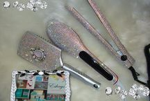 Bedazzled Salon Hair Styling ToolsKit