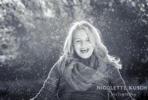 Photography -Senior girl snow / by Neoshea Bergman