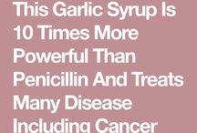 garlic syrup honey acv