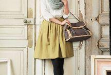 Clothing Ideas / by Mandy Wilson Gehman