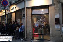 Flaneurz / Les Rollers débarquent à la Cremerie de Paris