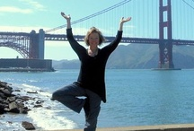 PDA's - Public Displays of Asanas! / So happy and fortunate to visit some wonderful sites around the world. These PDA's are my way of honoring the beauty of our planet.