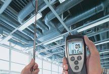 Ventilation Measurement / Ventilation Measurement